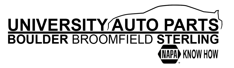 University Auto Parts Joins our team for 2012!!