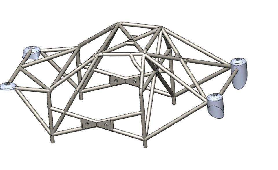 10 point roll cage diagram