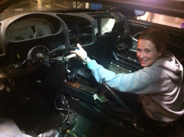 1995 BMW M3, Interior