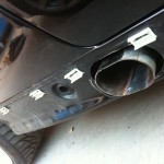 E36 BMW M3 Side Exhaust